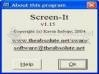 SCARICARE screen it