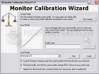 Download monitor calibration wizard