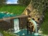 Download watermill by waterfall