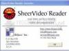 Download sheervideo reader