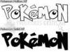 Download pokemon font