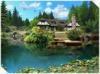 DOWNLOAD 3d lake cabin screensaver