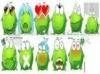 Download sapinhos emoticons
