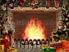 Download living d fireplace christmas screensaver