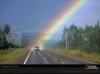 DESCÀRREGA rainbow car