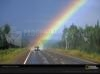 Download rainbow car