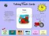 Download talking flash cards