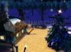 DOWNLOAD 7art christmas night 3d screensaver