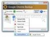 Download google chrome backup