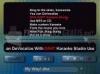 Download dart karaoke p