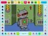 Download coloring book 14 robots