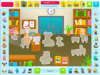 Download sticker activity pages 3 animal town