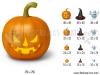 Download desktop halloween icons