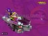 Download wallpaper super mario kart wario e waluigi