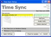 Download time sync