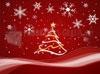 Download minimalista fondo de navidad