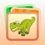 Dinosaurios - Encuentra las Parejas