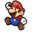 Super Mario Bros Crimson Winter
