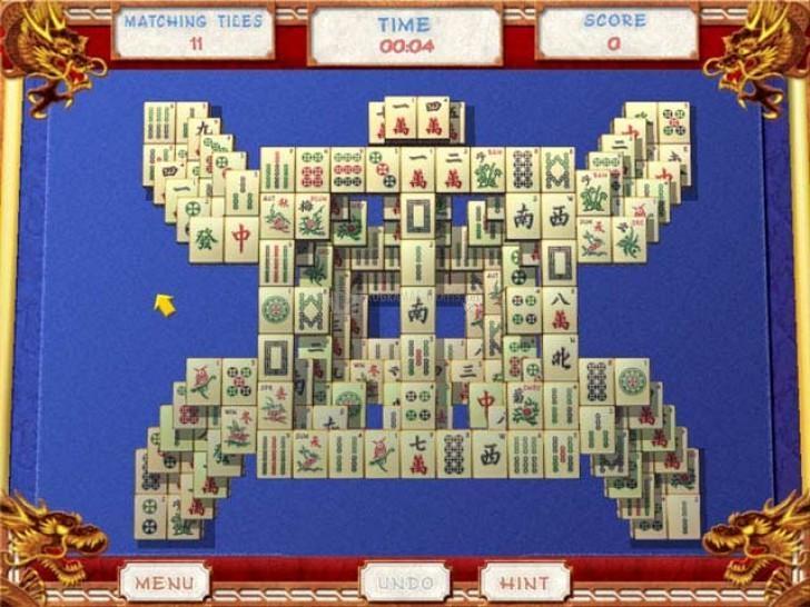 Pantallazo Great Mahjong