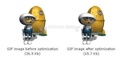Pantallazo Advanced GIF Compressor