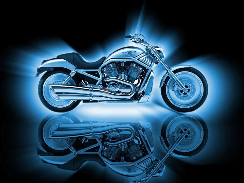 Pantallazo Harley Davidson