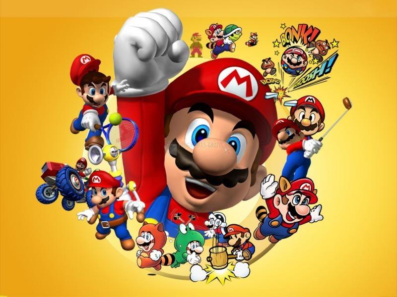Pantallazo El Increible Mario
