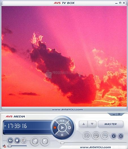 Pantallazo AVS TV Box
