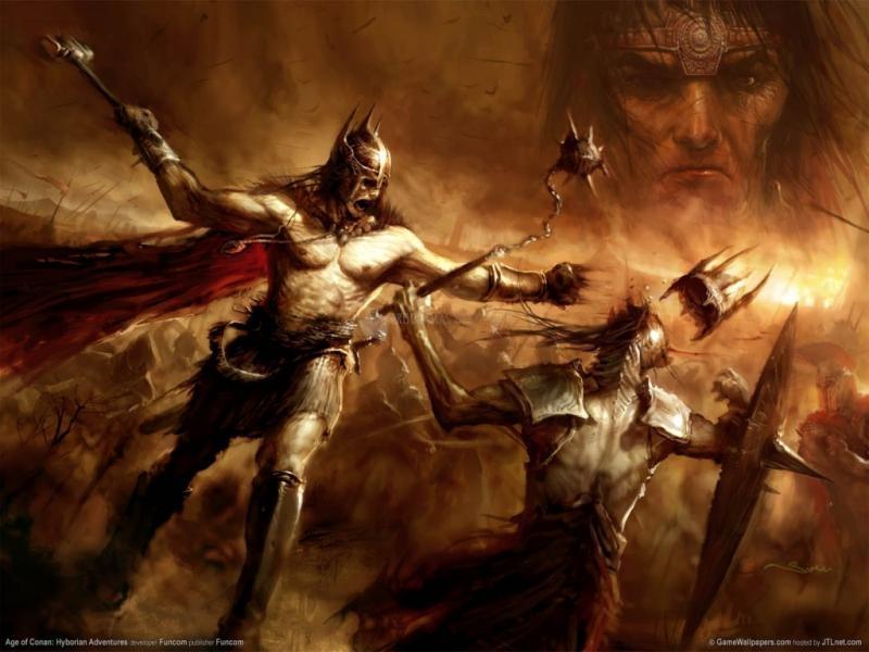 Pantallazo La Era de Conan