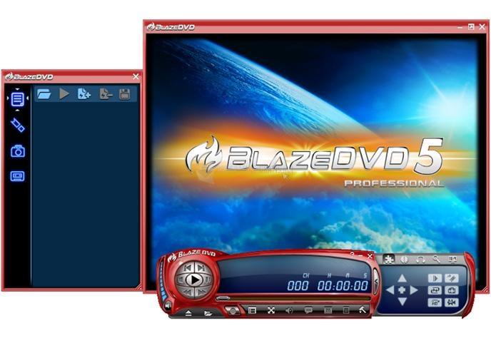 Pantallazo BlazeDVD Professional