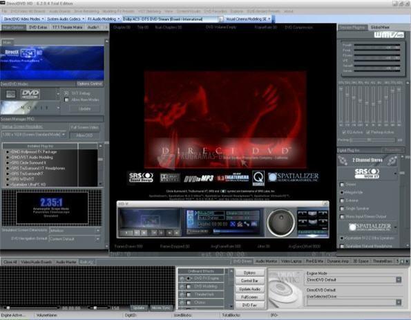 Pantallazo DirectDVD HD