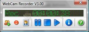 Pantallazo WebCam Recorder