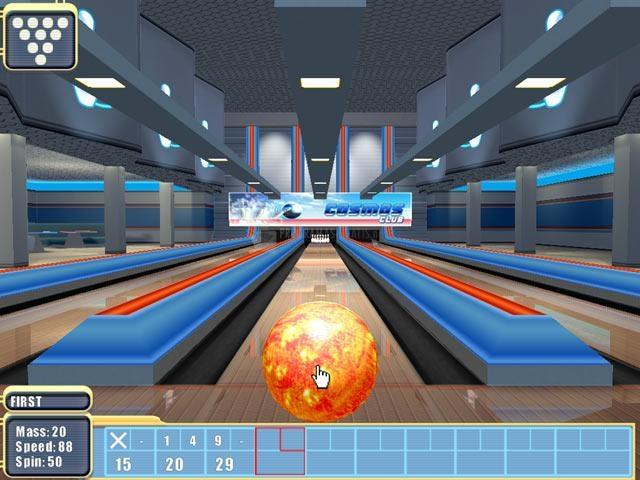 Pantallazo Real Bowling