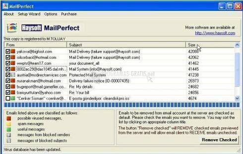 Pantallazo HS MailPerfect