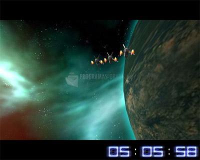 Pantallazo Star Wars 3D Screensaver