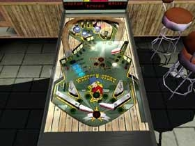 Pantallazo 3DRT Pinball