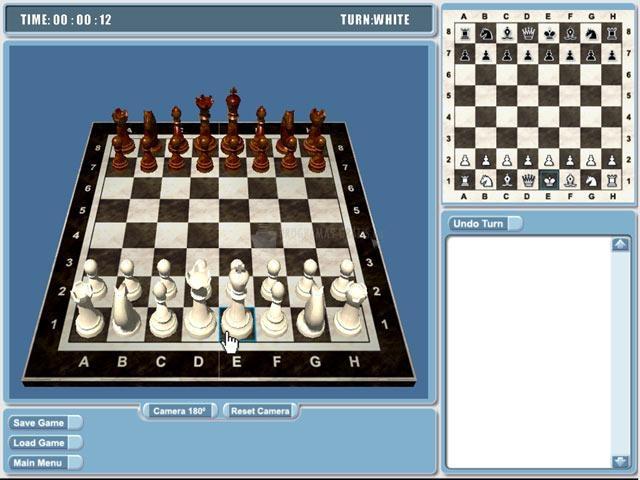 Pantallazo Real Chess