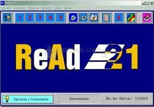 Pantallazo Read21