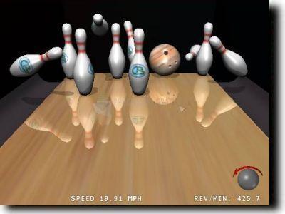 Pantallazo Concrete Bowling