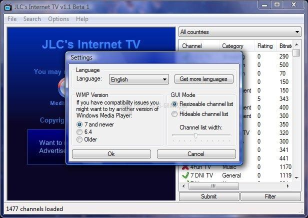 Foto JLC Internet TV