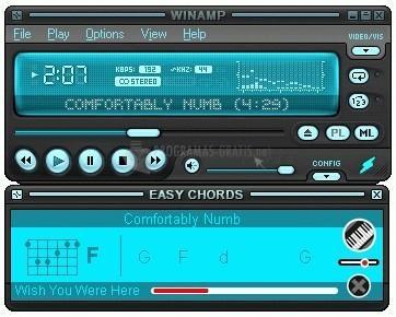 Pantallazo Easy Chords