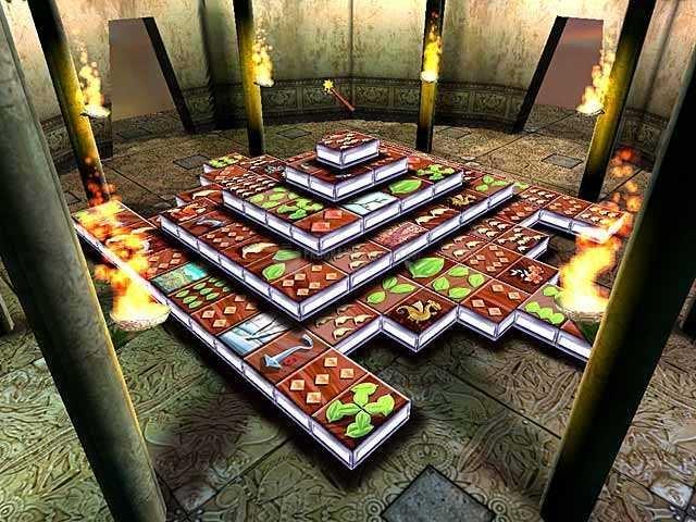 Captura 3D Magic Mahjongg