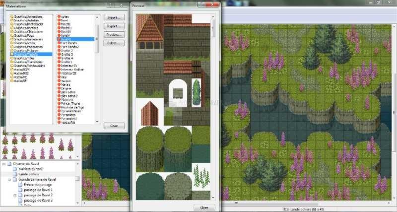 Screenshot RPG Maker XP