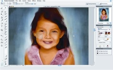 Pantallazo Corel Painter Essentials