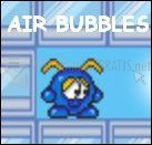 Pantallazo Air bubbles