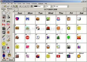 Pantallazo Visual Day Planner