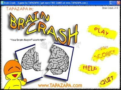 Pantallazo Brain Crash