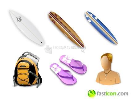 Pantallazo Surf Icon