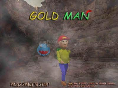 Pantallazo Gold Man