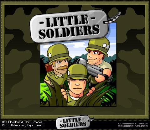 Pantallazo Little Soldiers