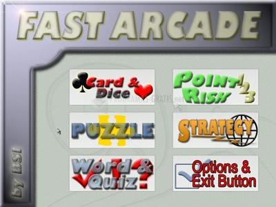 Pantallazo Fast Arcade